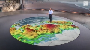 Immersive Mixed Reality at The Weather Channel